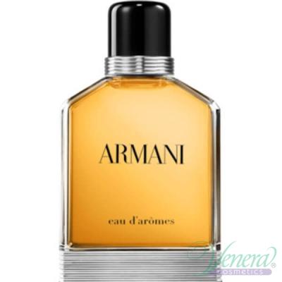 Armani Eau D'Aromes EDT 100ml за Мъже БЕЗ ОПАКОВКА