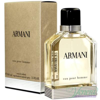 Armani Eau Pour Homme EDT 50ml за Мъже Мъжки Парфюми