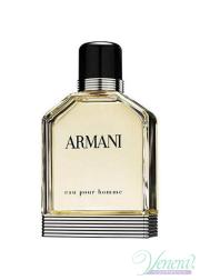 Armani Eau Pour Homme EDT 100ml για άνδρες ασυσκεύαστo Αρσενικά Αρώματα Χωρίς Συσκευασία
