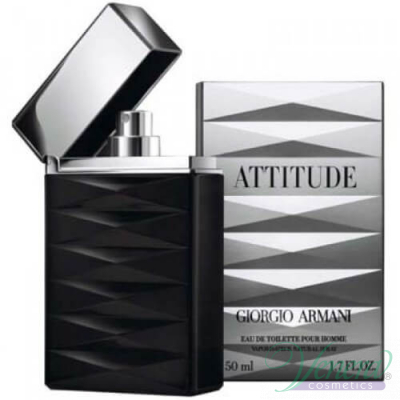 Armani Attitude EDT 50ml за Мъже Мъжки Парфюми