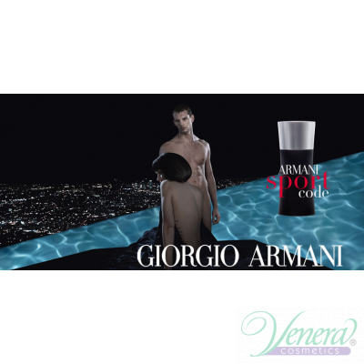 Armani Code Sport EDT 75ml за Mъже Мъжки Парфюми