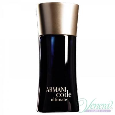 Armani Code Ultimate EDT Intense 75ml за Mъже БЕЗ ОПАКОВКА За Мъже