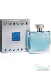Azzaro Chrome EDT 100ml για άνδρες
