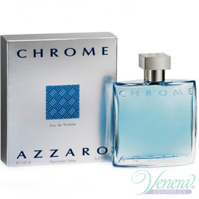 Azzaro Chrome EDT 200ml за Мъже