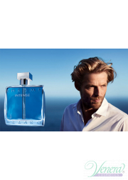Azzaro Chrome Intense Set (EDT 100ml + Card Holder) για άνδρες Men's Gift sets