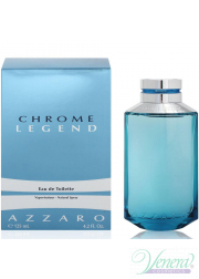 Azzaro Chrome Legend EDT 125ml για άνδρες Ανδρικά Αρώματα