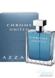 Azzaro Chrome United EDT 100ml για άνδρες Ανδρικά Αρώματα
