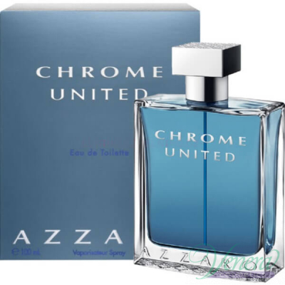 Azzaro Chrome United EDT 100ml за Мъже