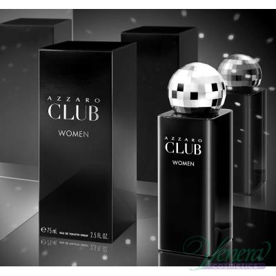 Azzaro Club EDT 75ml pentru Femei produs fără ambalaj Produse fără ambalaj