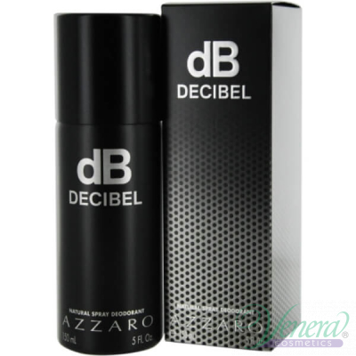 Azzaro Decibel Deo Spray 150ml за Мъже