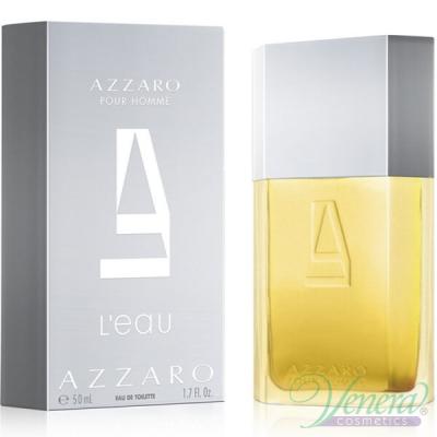 Azzaro Pour Homme L'Eau EDT 50ml за Мъже Мъжки Парфюми