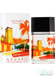 Azzaro Pour Homme Limited Edition 2014 EDT 100ml για άνδρες ασυσκεύαστo Αρσενικά Αρώματα Χωρίς Συσκευασία