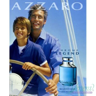 Azzaro Chrome Legend EDT 125ml pentru Bărbați Parfumuri pentru Bărbați
