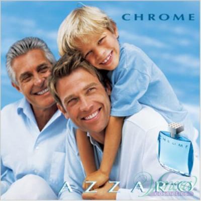 Azzaro Chrome EDT 50ml за Мъже Мъжки Парфюми