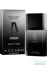 Azzaro Pour Homme Night Time EDT 100ml για άνδρες Ανδρικά Αρώματα
