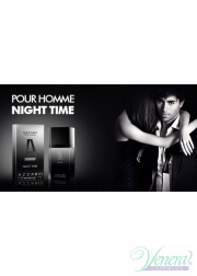 Azzaro Pour Homme Night Time EDT 30ml για άνδρες Men's Fragrance