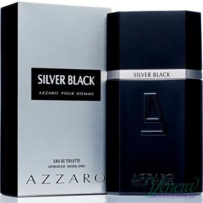 Azzaro Silver Black EDT 100ml за Мъже Мъжки Парфюми