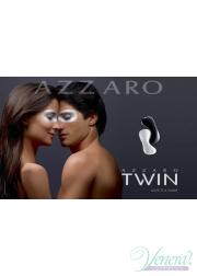 Azzaro Twin EDT 80ml για γυναίκες Γυναικεία αρώματα