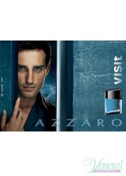 Azzaro Visit EDT 100ml για άνδρες Ανδρικά Αρώματα
