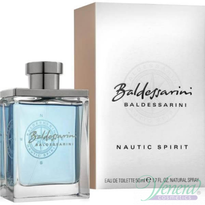 Baldessarini Nautic Spirit EDT 50ml за Мъже Мъжки Парфюми