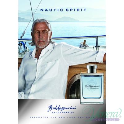 Baldessarini Nautic Spirit EDT 90ml за Мъже БЕЗ ОПАКОВКА Продукти без опаковка