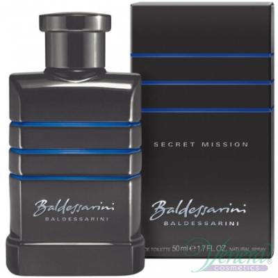Baldessarini Secret Mission EDT 90ml за Мъже Мъжки Парфюми