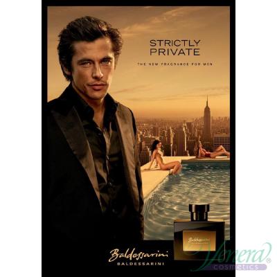 Baldessarini Strictly Private EDT 50ml за Мъже Мъжки Парфюми