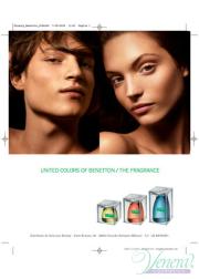 Benetton United Colors of Benetton Man EDT 40ml για άνδρες Ανδρικά Αρώματα