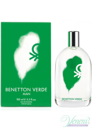 Benetton Verde Man EDT 100ml για άνδρες Ανδρικά Αρώματα
