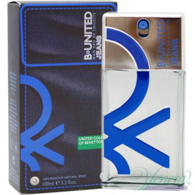 Benetton B.United Jeans EDT 30ml for Men Men's Fragrance