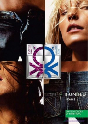 Benetton B.United Jeans EDT 30ml για άνδρες Ανδρικά Αρώματα