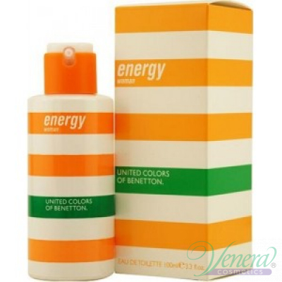 Benetton Energy EDT 50ml за Жени