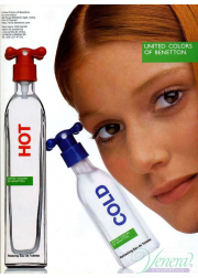 Benetton Hot EDT 100ml για γυναίκες Γυναικεία αρώματα