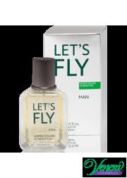 Benetton Let's Fly EDT 30ml για άνδρες Ανδρικά Αρώματα