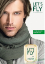 Benetton Let's Fly EDT 100ml за Мъже БЕЗ ОПАКОВКА