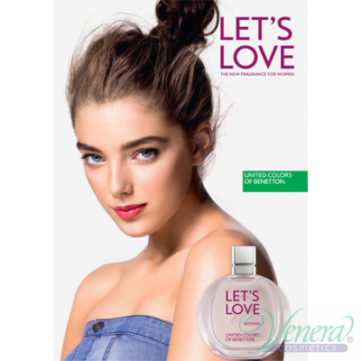 Benetton Let's Love  Deo Spray 150ml за Жени За Жени
