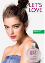 Benetton Let's Love  Deo Spray 150ml за Жени За Жени