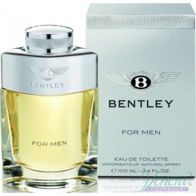 Bentley Bentley for Men EDT 100ml за Мъже Мъжки Парфюми
