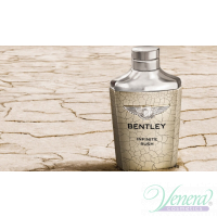 Bentley Infinite Rush EDT 100ml for Men Without Package Men's Fragrance without package