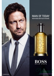 Boss Bottled Intense EDT 100ml για άνδρες ασυσκεύαστo Products without package
