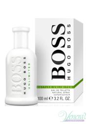 Boss Bottled Unlimited EDT 100ml για άνδρες Ανδρικά Αρώματα