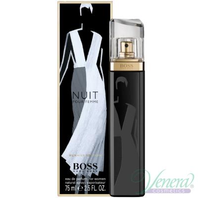 Boss Nuit Pour Femme Runway Edition EDP 75ml за Жени БЕЗ ОПАКОВКА Дамски парфюми без опаковка