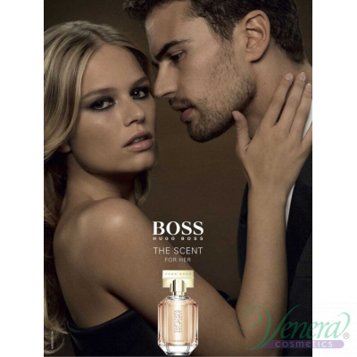 Boss The Scent for Her Комплект (EDP 30ml + BL 100ml) за Жени Дамски Парфюми