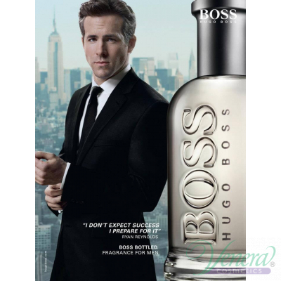Boss Bottled Set (EDT 100ml + Deo Stick 75ml) for Men Sets