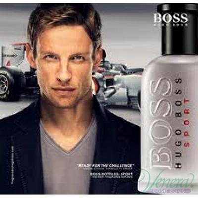 Boss Bottled Sport Комплект (EDT 100ml + Deo Stick 75ml) за Мъже Мъжки Комплекти