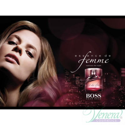 Boss Eseence de Femme EDP 50ml за Жени БЕЗ ОПАКОВКА За Жени