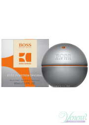 Boss In Motion EDT 90ml για άνδρες Ανδρικά Αρώματα