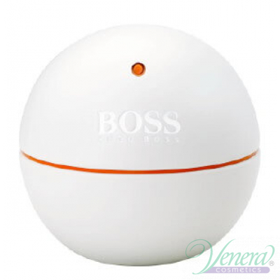 Boss In Motion White EDT 90ml за Мъже БЕЗ ОПАКОВКА За Мъже