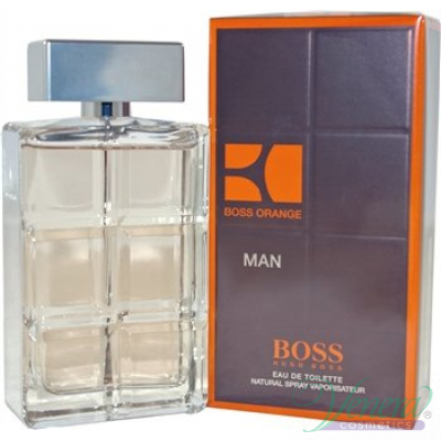 Boss Orange Man EDT 100ml за Мъже