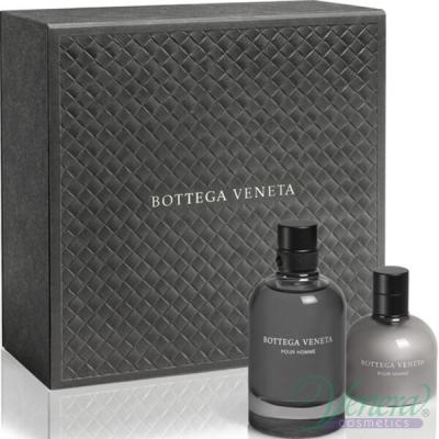 Bottega Veneta Pour Homme Комплект (EDT 90ml + AS Baml 100ml) за Мъже Мъжки Комплекти